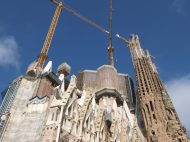 Basilica of Sagrada Familia