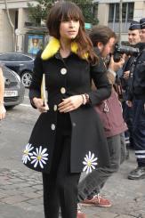 Nice coat Miroslava Duma