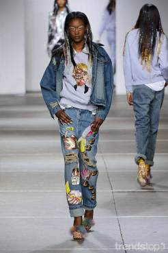 Image courtesy Trendstop: Ashish Spring/Summer 2015, New York Street Style, Aloha From Deer Fall/Winter 2015-16, New York Street Style.