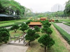 The temple of Confucius