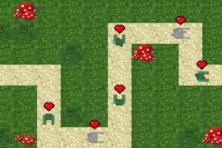 Bloons Tower Defense Path Decorations Pictures Full Path Decoration - Minecraft spiele auf poki