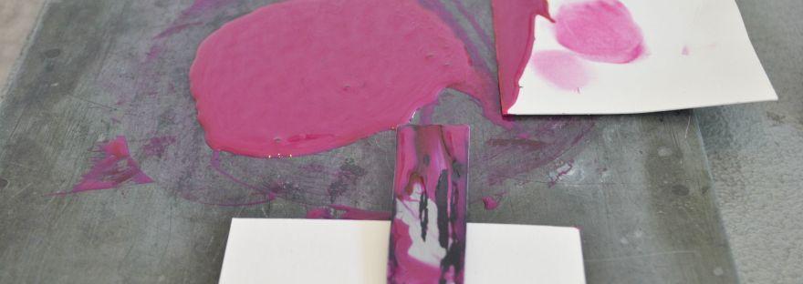pantone ink color