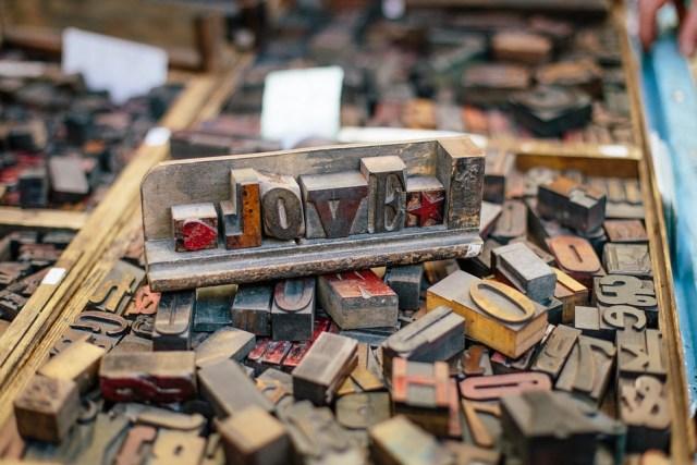 appreciating letterpress