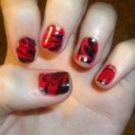15 Marvelous Marble Nail Designs