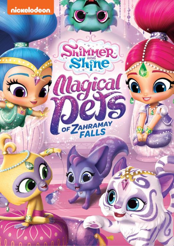 Shimmer And Shine Zahramay Fox