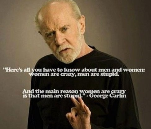 Men versus women quotes