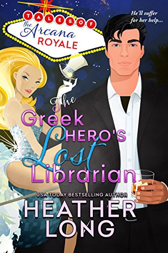 The Greek Hero's Lost Librarian