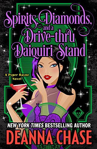 Spirits, Diamonds, and a Drive-thru Daiquiri Stand