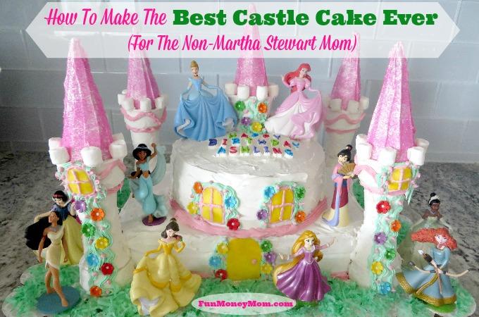 family-photos-castle-cake