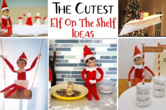 Elf On The Shelf Feature