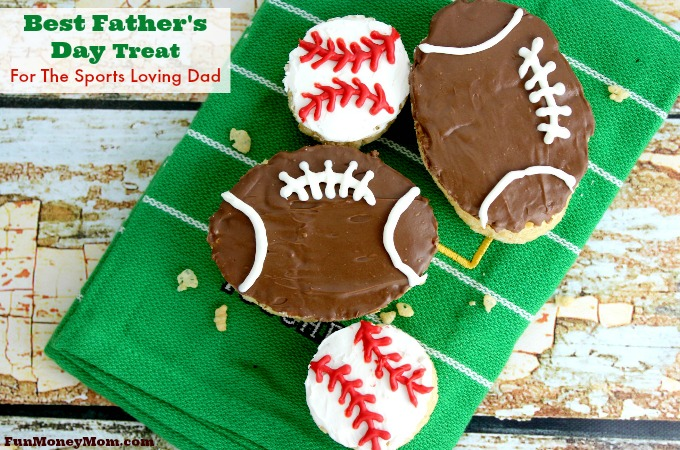 Fathers day treats feature