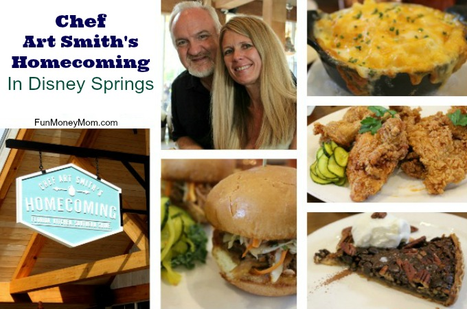 Chef Art Smith's Homecoming Feature
