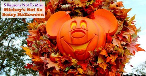 Mickeys Not So Scary Halloween Party facebook
