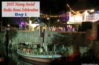 Join me as I take you through Day 1 of the Disney Social Media Moms Celebration