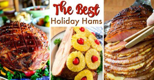 Holiday ham recipes