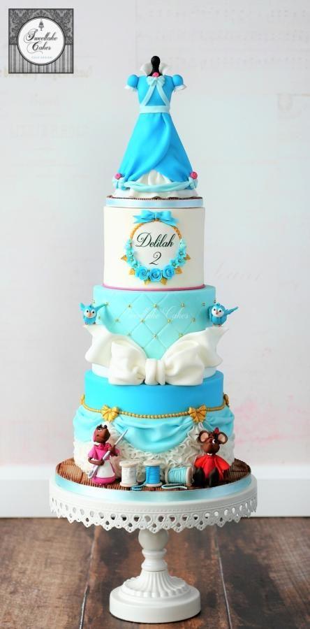 Disney princess cakes Cinderella