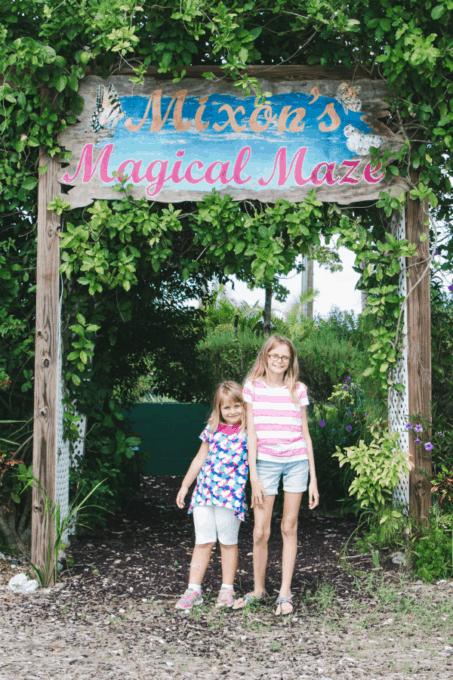 Secret trail at Mixon Fruit Farms
