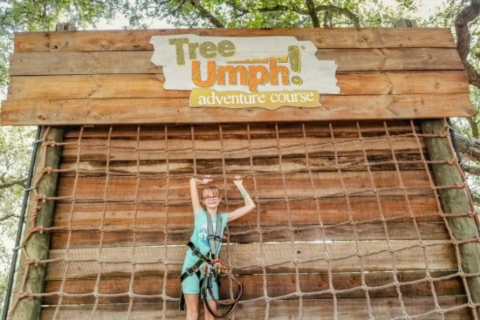Tree Umph adventure park