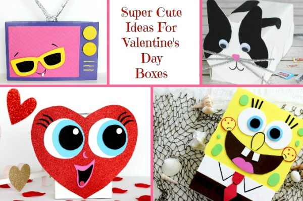 Super Cute Ideas For Valentine's Day Boxes | Fun Money Mom