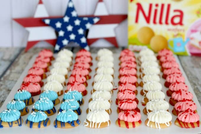 This is the best cheesecake recipe for the Fourth Of July holiday