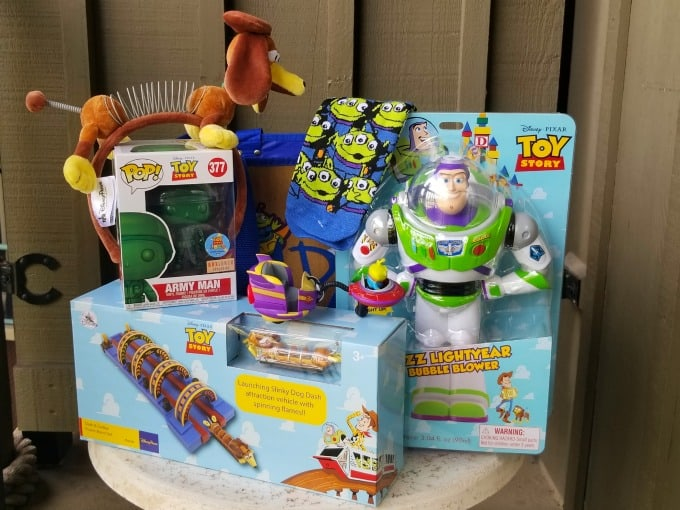 Toy Story Land Opening Souvenirs