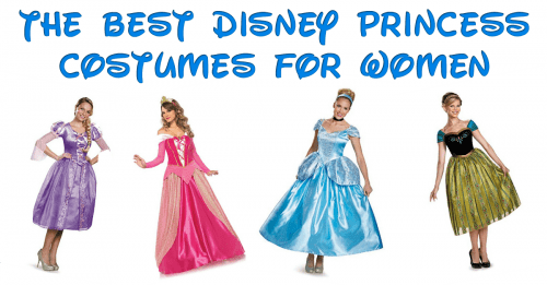Disney princess costumes for women