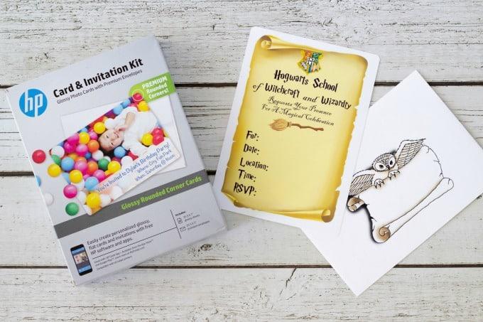 Party Invitation Kit