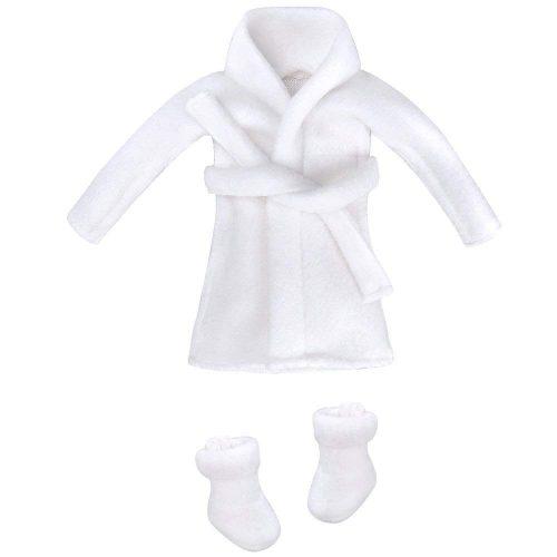 Elf on the Shelf bathrobe