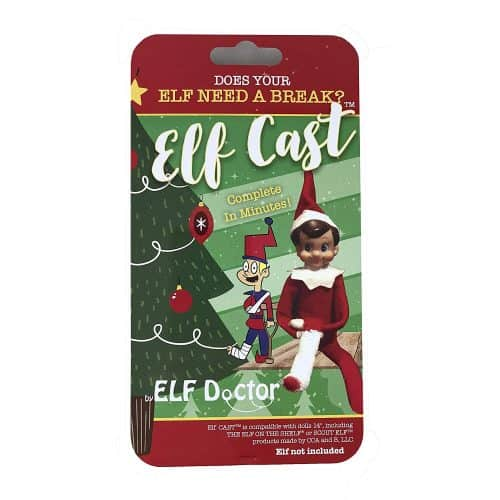 Elf On The Shelf cast
