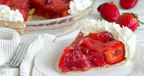 Strawberry Pie facebook