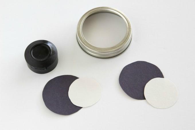 Circles for Harry Potter glasses