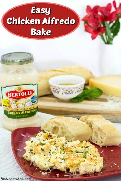 Easy dinner recipe from Bertolli