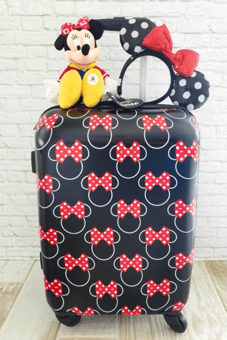 American Tourister Disney Suitcase