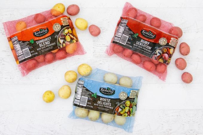 Tasteful Selection Bite-Size Potatoes