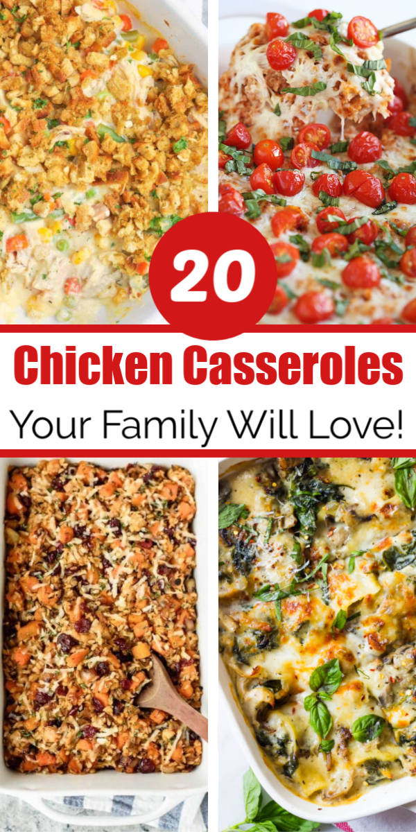 Chicken Casserole recipes picture