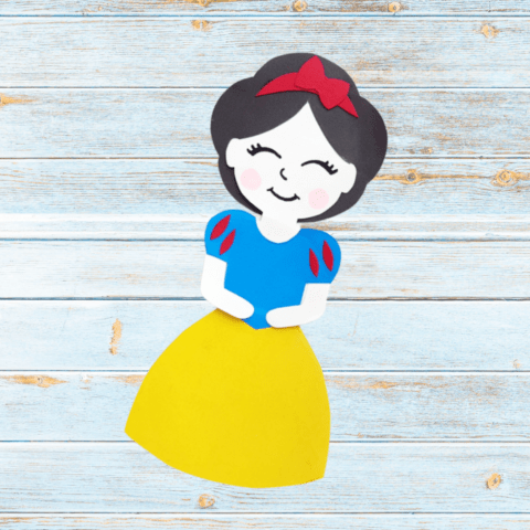Snow White for card 680b