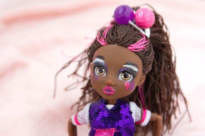 DanceStylz FailFix doll up close