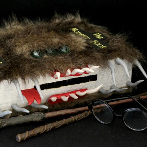 Monster Book Of Monsters Valentine Box