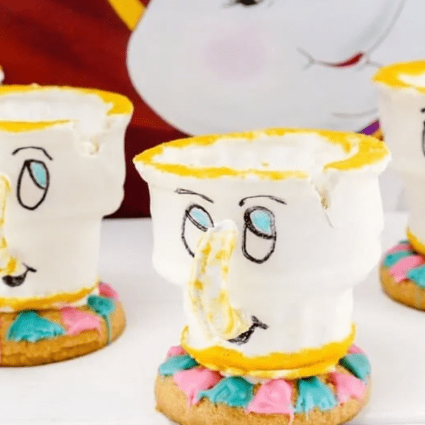 Chip The Teacup inspired treat
