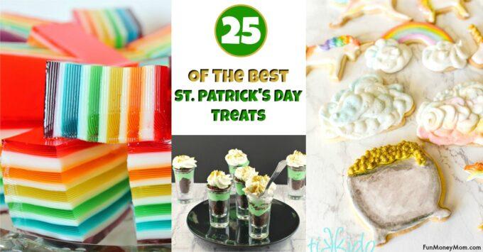 St. Patrick's Day Treats Facebook