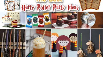 Ideas for a Harry Potter party