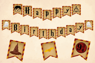 Harry Potter Banner Feature