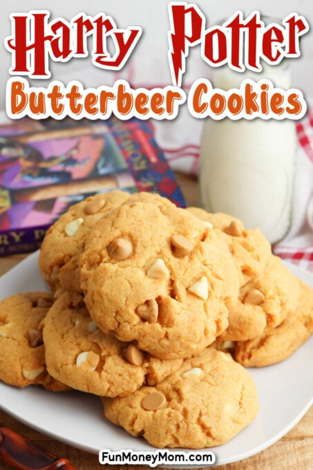Butterbeer Cookies Pin 1