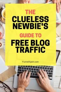 free blog traffic for newbies
