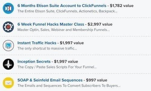 funnel hacks plan