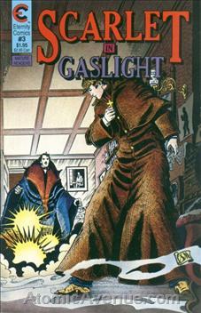 Scarlet in Gaslight #3 from Eternity