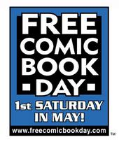 This SATURDAY is FREE COMIC BOOK DAY! Don't forget!