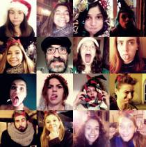 funny faces jingle