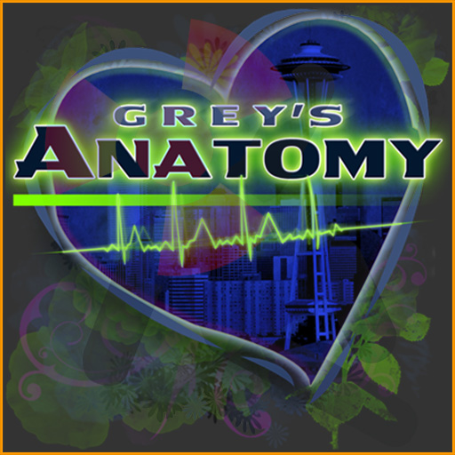 Grey's Anatomy: I Heart Seattle fan design for CafePress.