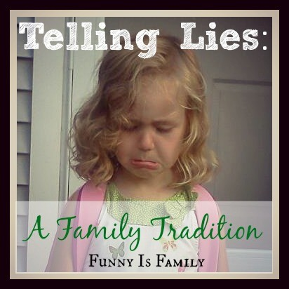 Telling Lies: A Family Tradition